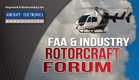 FAA & Industry Rotorcraft Forum