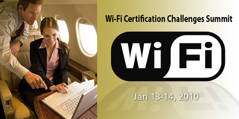 AEA Wi-Fi Certification Challenges Summit