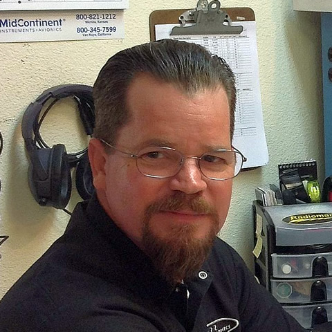 Don Dominguez, San Luis Avionics Inc.