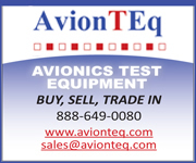 Avionics Test Equipment – AvionTEq
