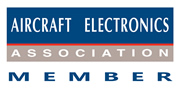 Member of the Aircraft Electronics Association - AEA
