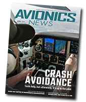 Avionics News April
