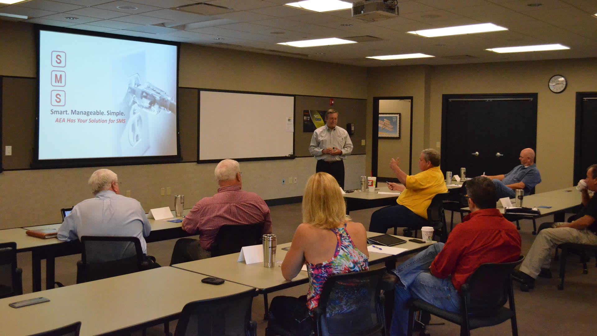 The Aircraft Electronics Association Basic Experimental Wiring Diagram Safety Management System Coordinator Training Webinar