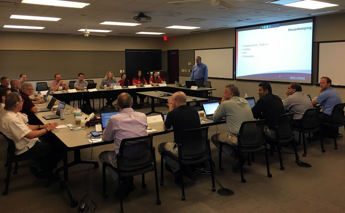 The aircraft electronics association aea hosts quarterly risk based certification update for manufacturers xflitez Image collections
