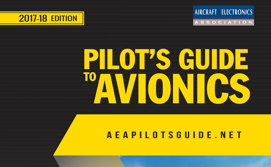 The aircraft electronics association aeas pilots guide to avionics available at nbaa convention in las vegas xflitez Image collections