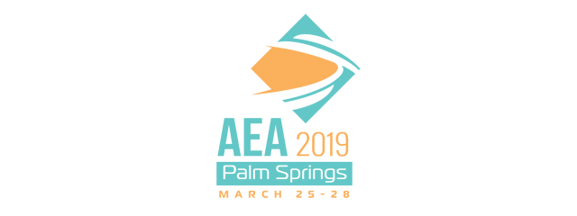 AEA Convention 2019 Logo